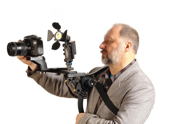 Продам плечевой упор для видеокамеры shoulder pad