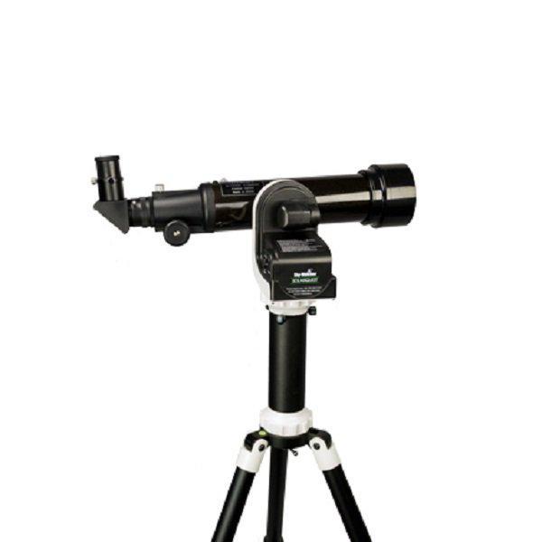 телескоп с автонаведением и фотоаппаратом также есть девушки
